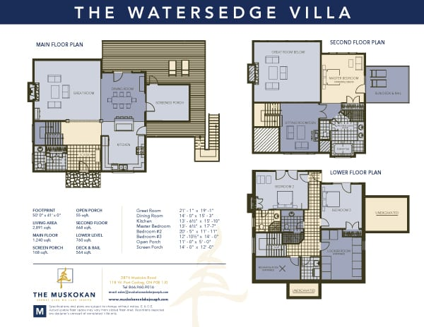 Watersedge Villa